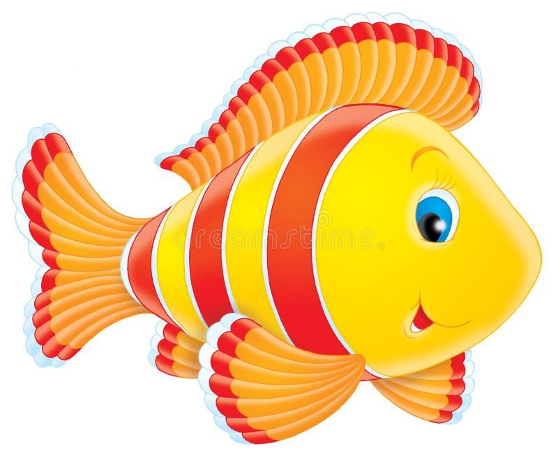 coral ryb ilustracji