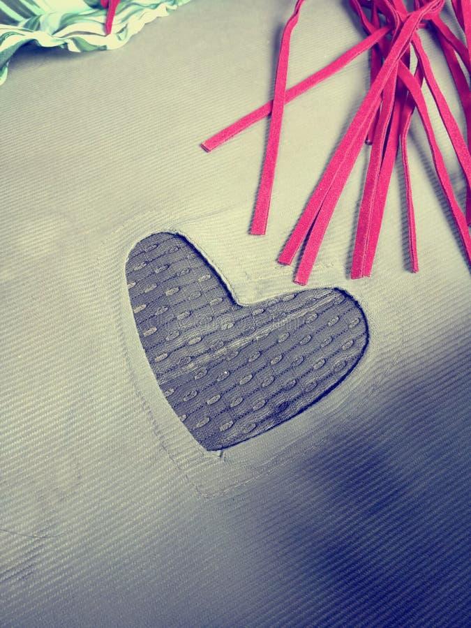 corazón él imagen de archivo libre de regalías