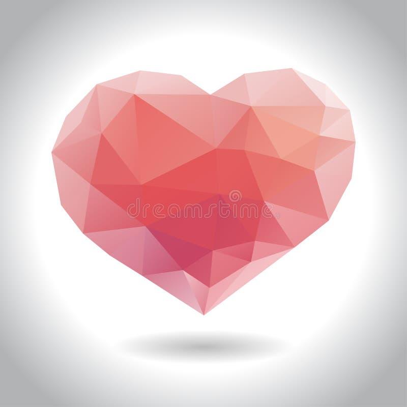 Corazón, ilustración del vector