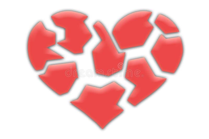 Download Corazón stock de ilustración. Ilustración de contexto - 7289784