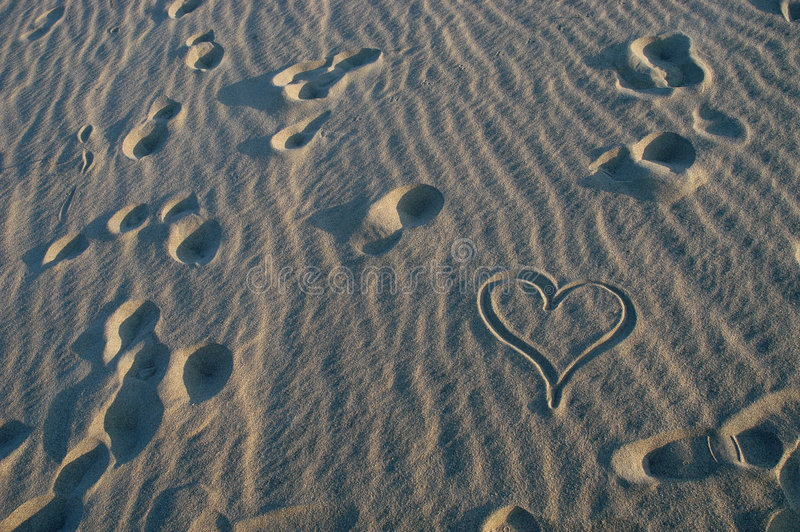 Corazón foto de archivo libre de regalías