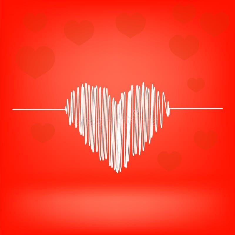 Corazón blanco libre illustration