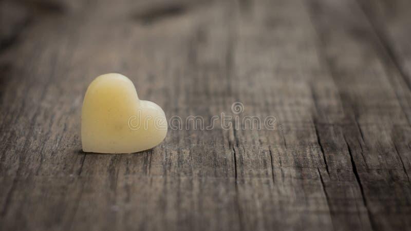 Corazón de la cera imagenes de archivo