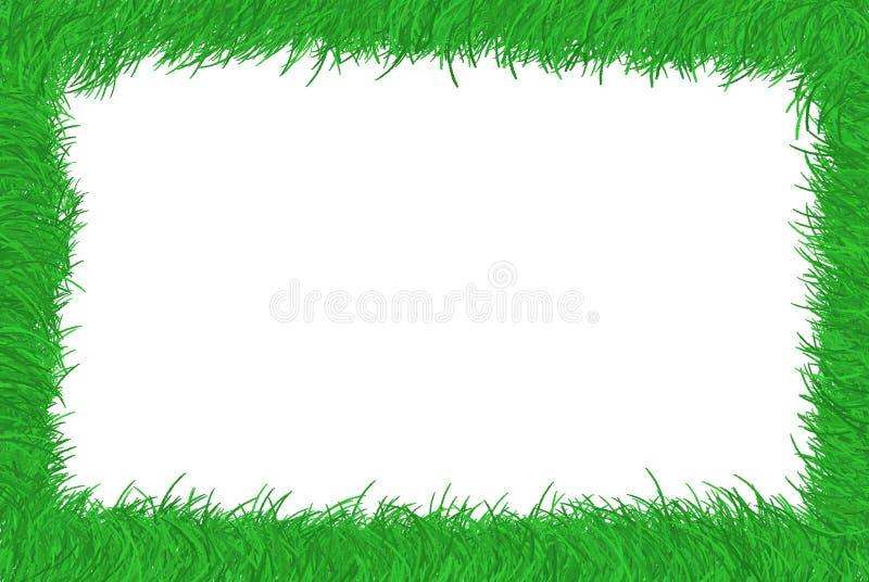 Corazón de la hierba imagen de archivo libre de regalías
