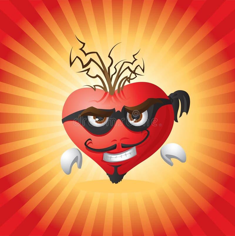 Corazón del ladrón libre illustration
