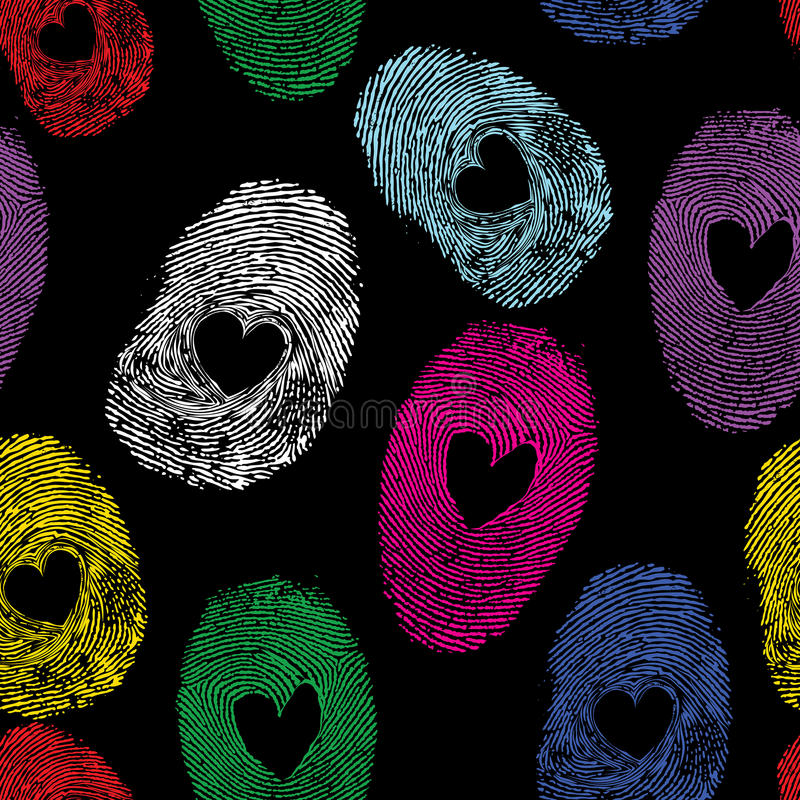 Corazón del vector stock de ilustración