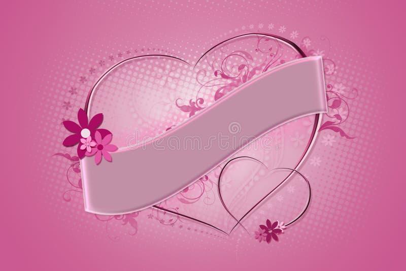 Corazón rosado libre illustration