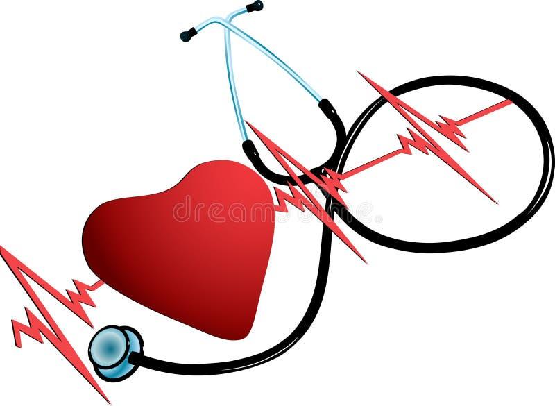 Download Corazón Simbólico Y El Tonometer Ilustración del Vector - Ilustración de elemento, lifestyles: 41903953