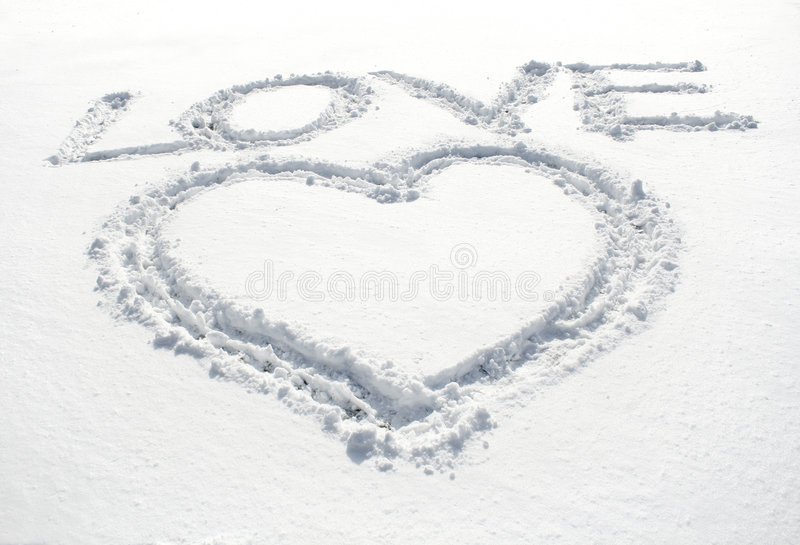 Corazón y amor fotos de archivo libres de regalías