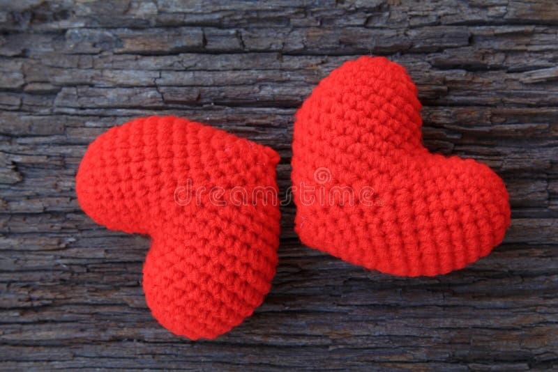Download Corazones del amor foto de archivo. Imagen de fibra, corazón - 41917958