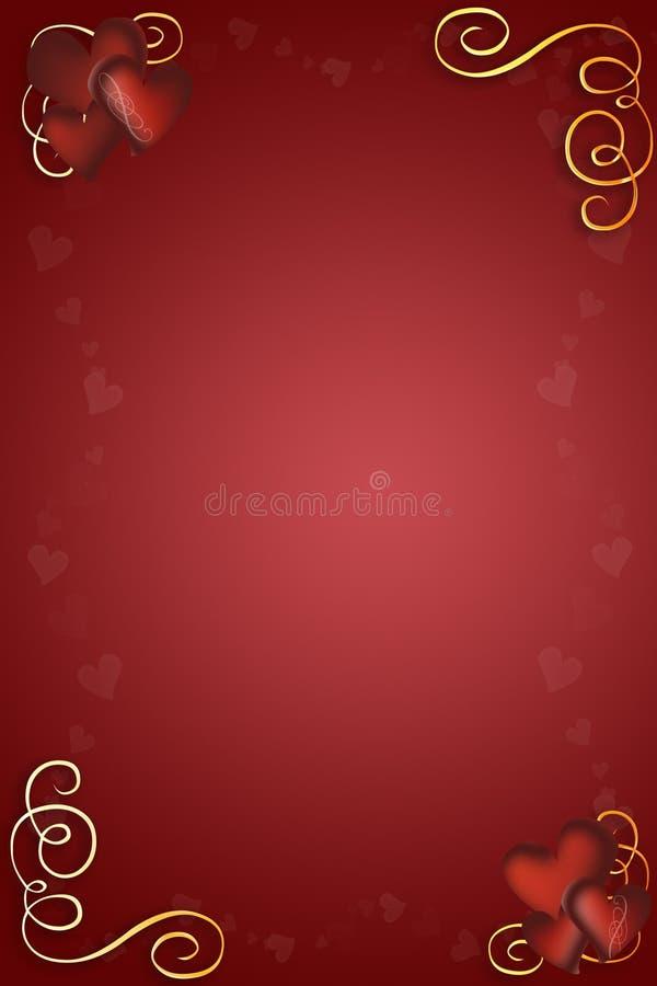 Corazones rojos libre illustration