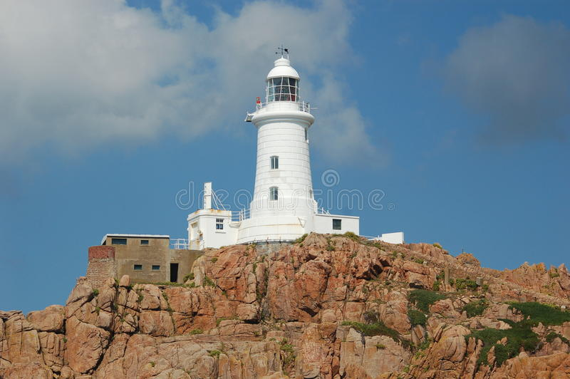 Download Corbiere Lighthouse Stock Photo - Image: 14303270