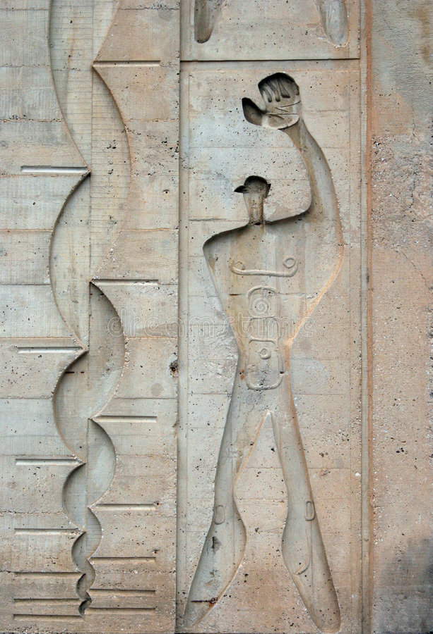Corbusier man stock images