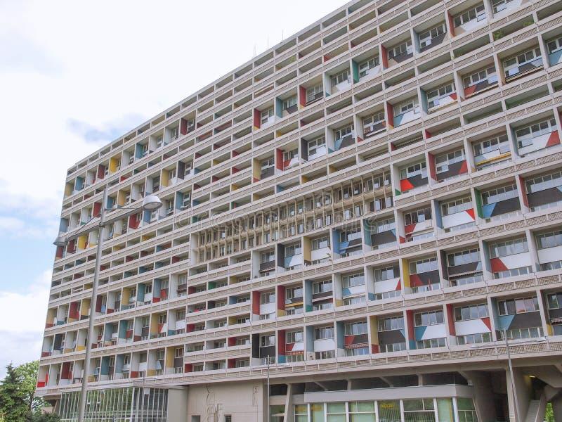 Corbusierhaus Berlin zdjęcie stock