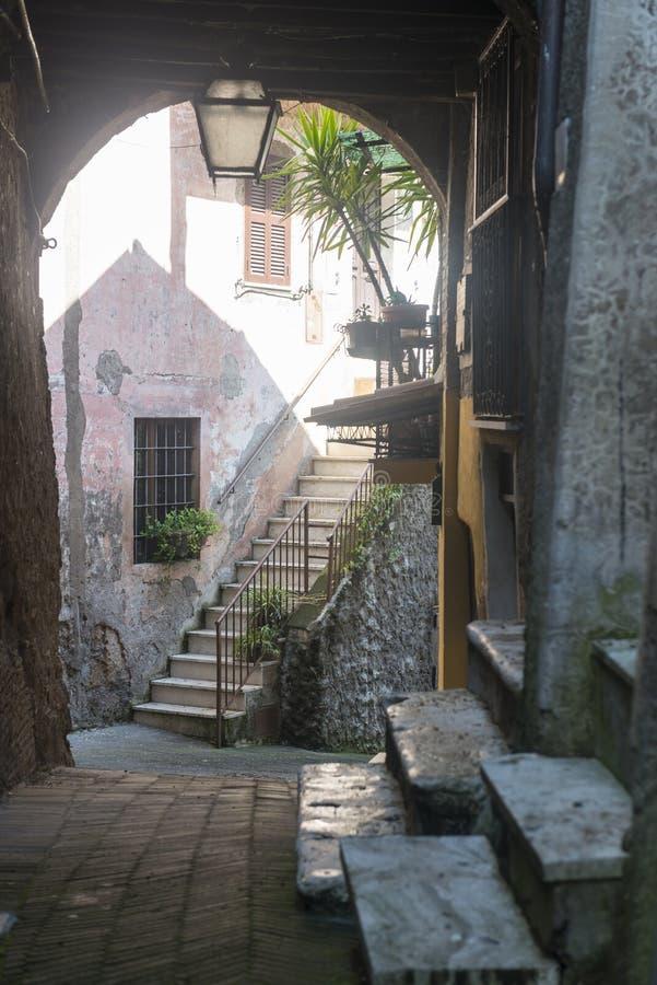 Corchiano (Italië) stock afbeeldingen
