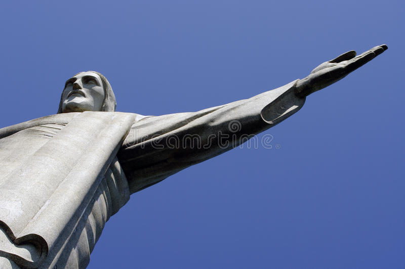 Download Corcovado stock image. Image of face, religious, brazil - 23612077