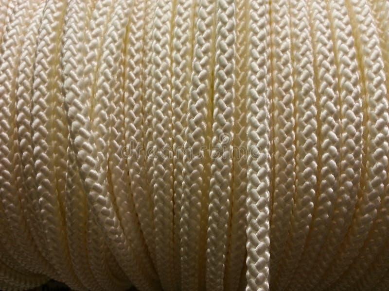 Cordón de nylon imagenes de archivo
