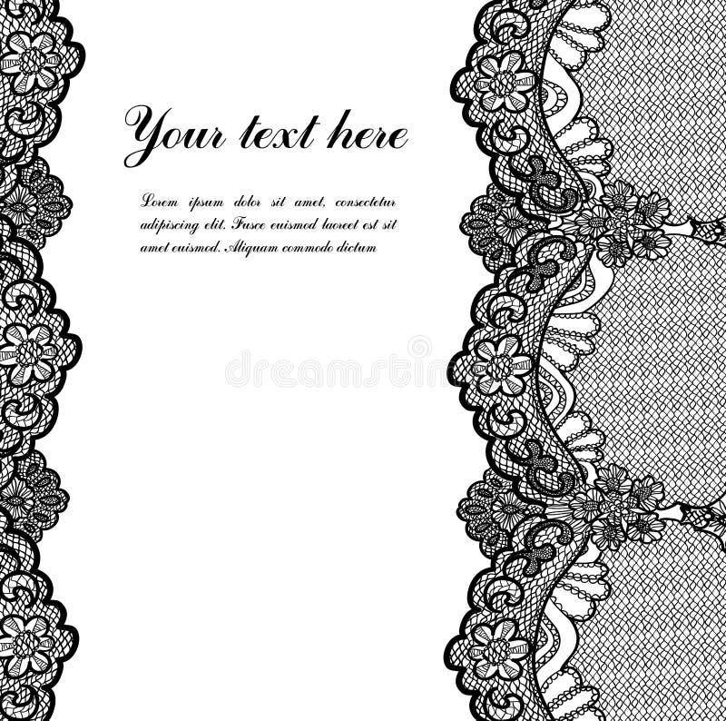 Cordón negro libre illustration