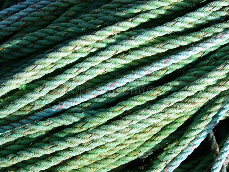 Download Corda foto de stock. Imagem de amarre, tranquil, verde - 101288