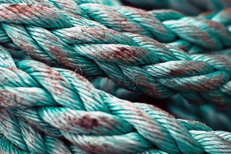Download Corda azul V3 imagem de stock. Imagem de nós, steamer - 16869519