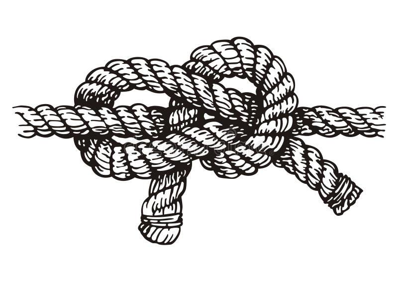 Corde illustration de vecteur