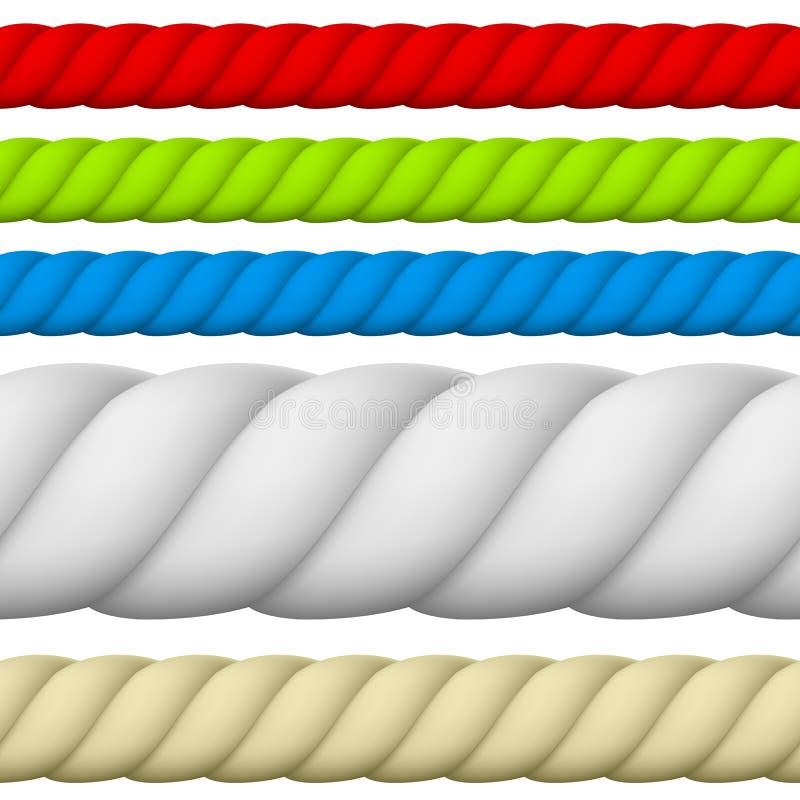 Corde illustration stock