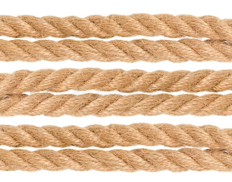 Corde d'or sans joint photos stock