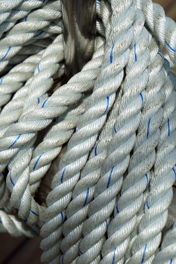 Download Corde de bateau image stock. Image du ligne, navigation - 45356121