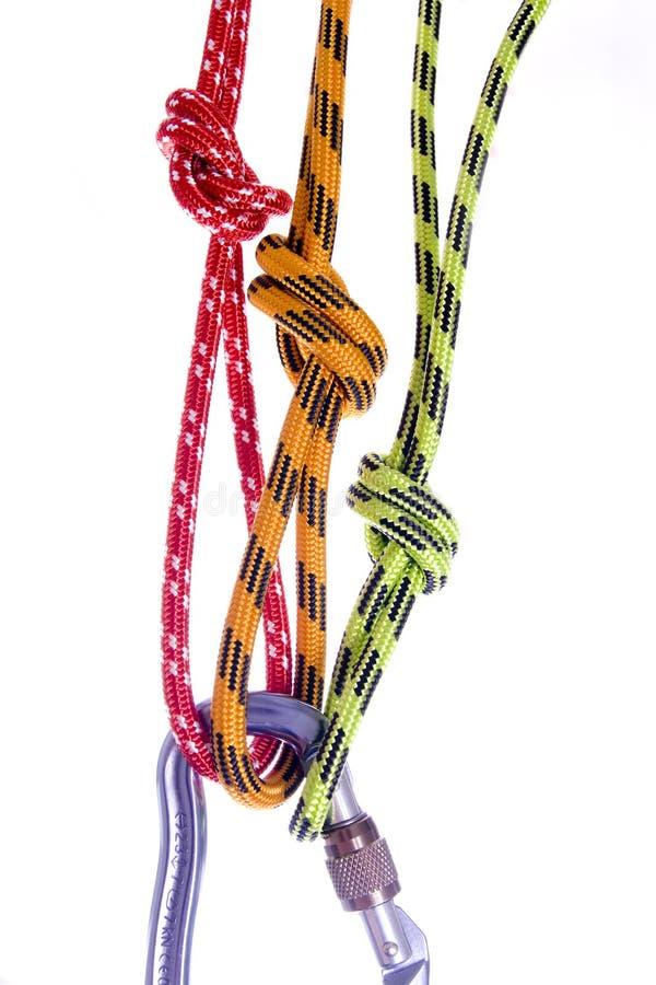 corde s'élevante image stock