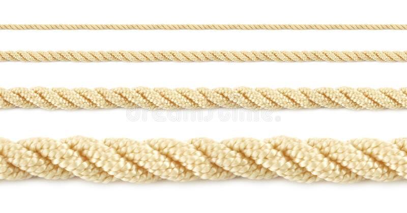 Corde sans joint photo stock
