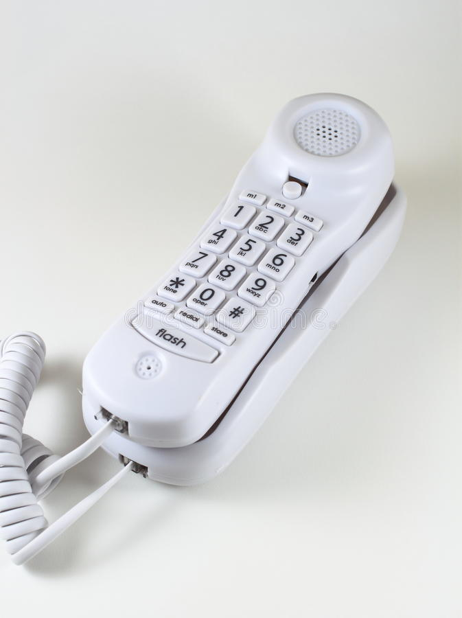 Corded Phone stock images