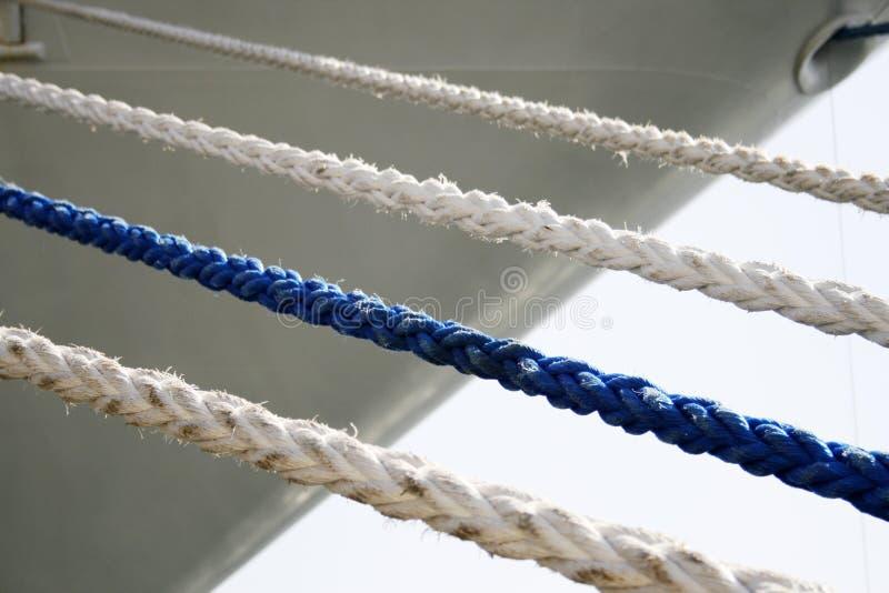 Cordes images libres de droits