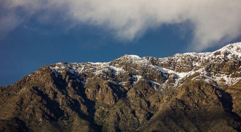 Cordigliera de los Andes2 immagine stock
