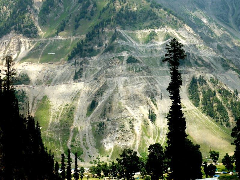 Cordillera de Himalaya fotografía de archivo libre de regalías