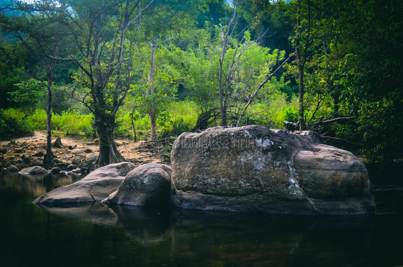 Cordillera de Knckles foto de archivo libre de regalías