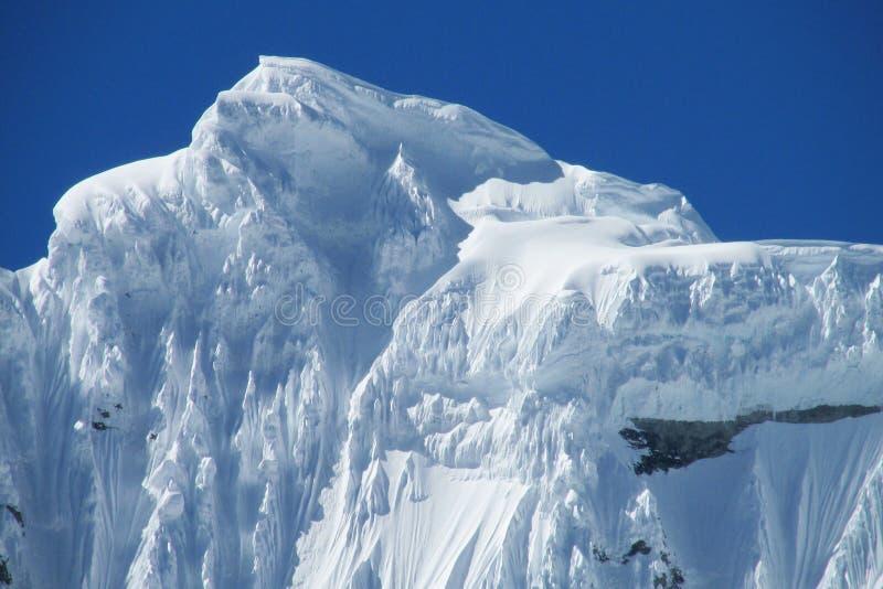 Cordillerablanca stock afbeeldingen