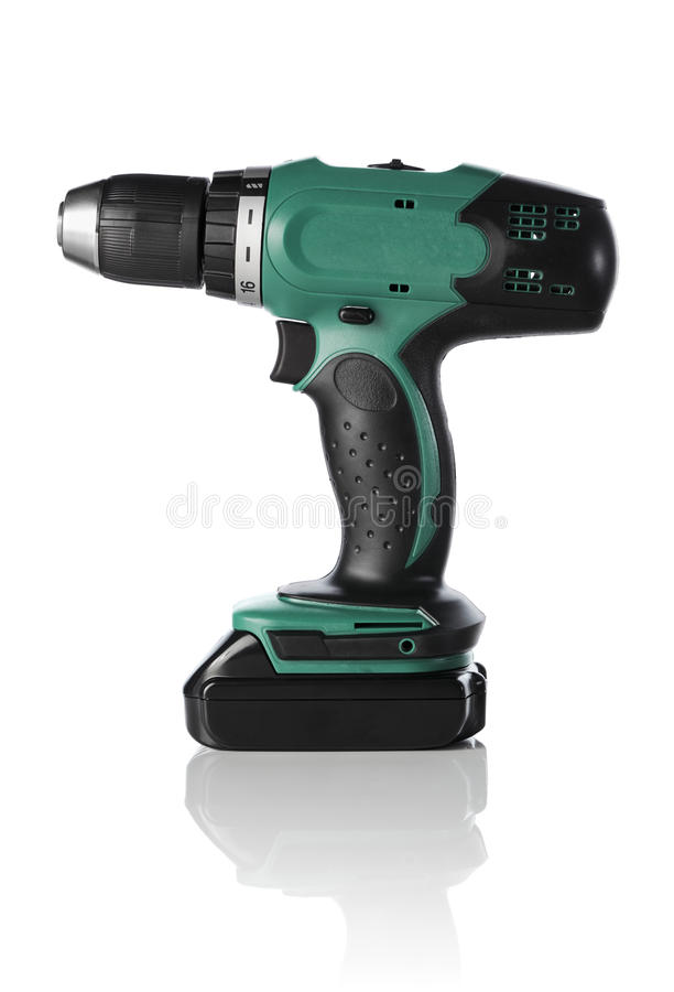 Download Cordless Drill stock image. Image of isolated, powerdrill - 24106891