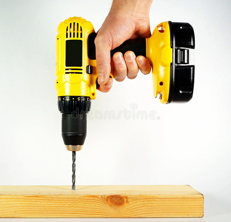 Free Cordless Drill Stock Photography - 30002302