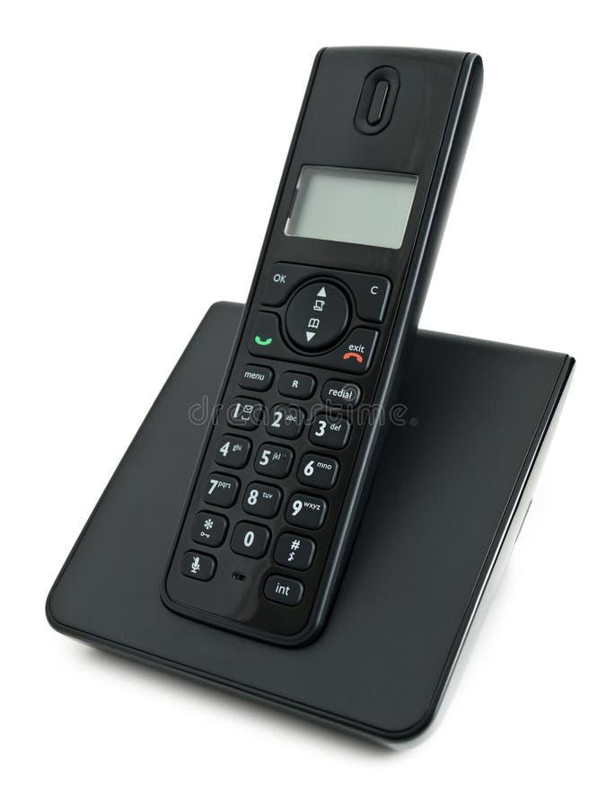 Cordless phone stock image
