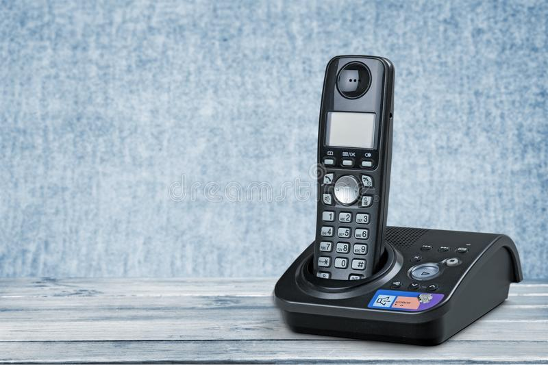 Cordless Phone stock images
