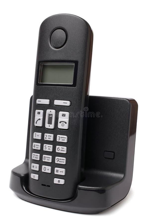 Cordless phone royalty free stock image