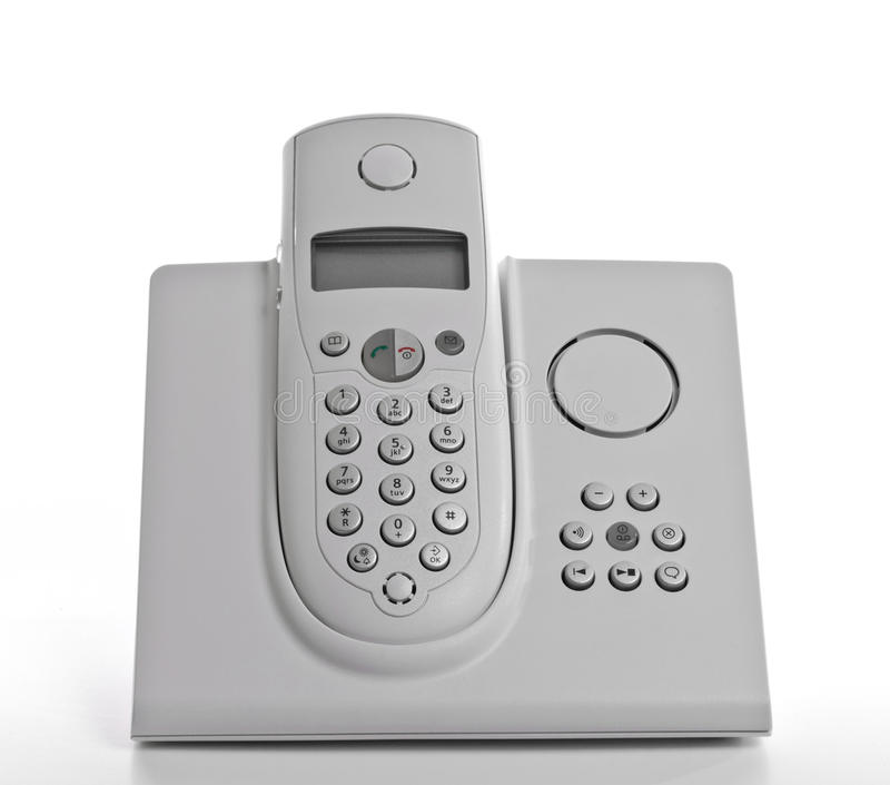 Cordless Telephone Royalty Free Stock Images