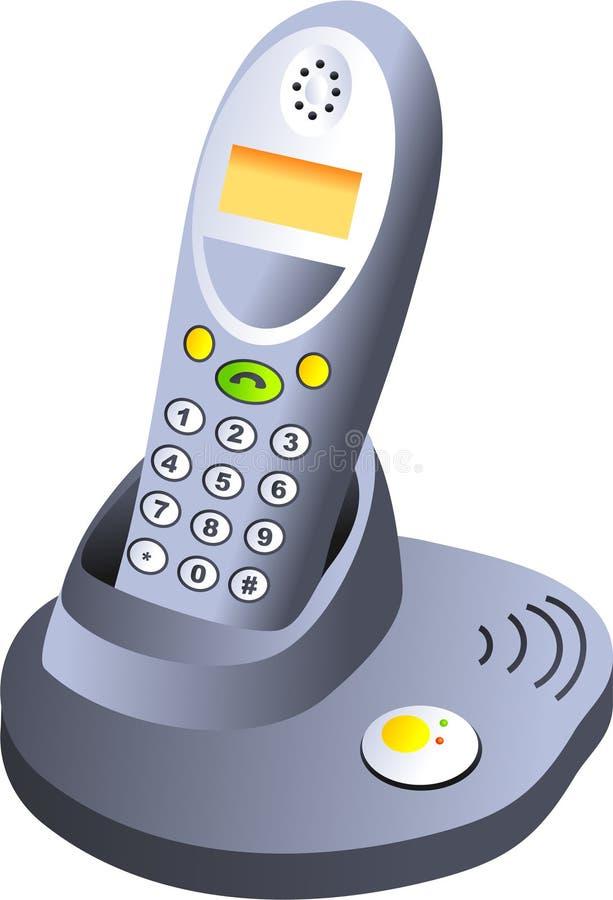 Free Cordless Telephone Royalty Free Stock Photo - 569595