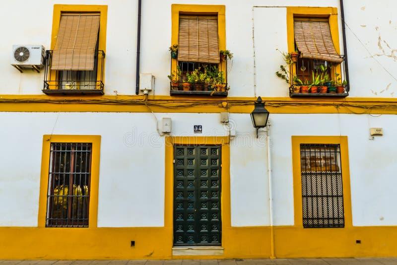 Cordoba - Andalucia - Spanien royaltyfria foton