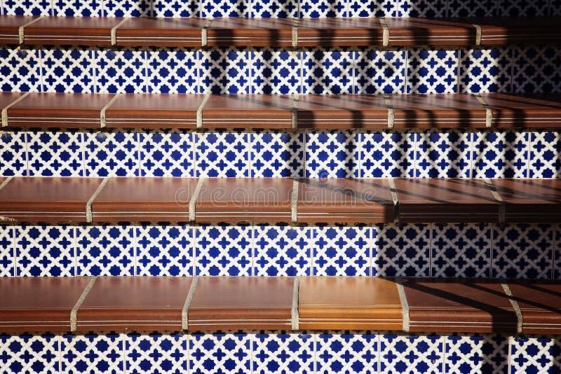 Cordoba gator på en solig dag fotografering för bildbyråer