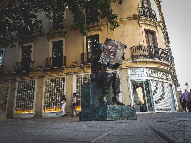 cordoba Hiszpanii obraz royalty free