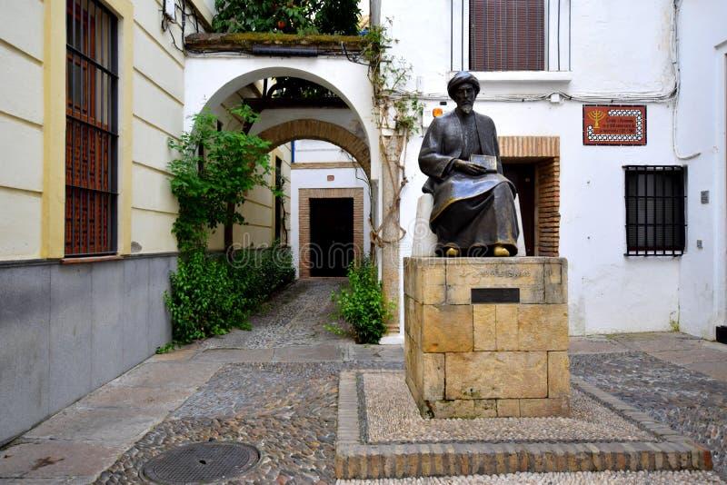 Cordoba. Nice street in Cordoba, Andalusia, Spain stock photography
