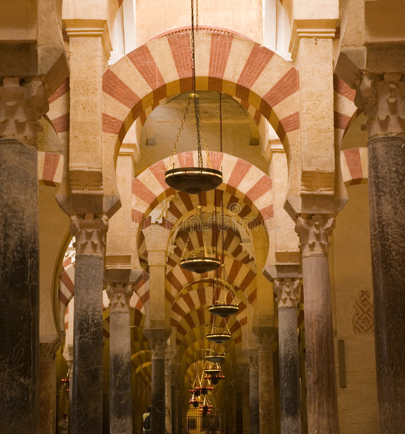 Cordoba Spain royalty free stock photo