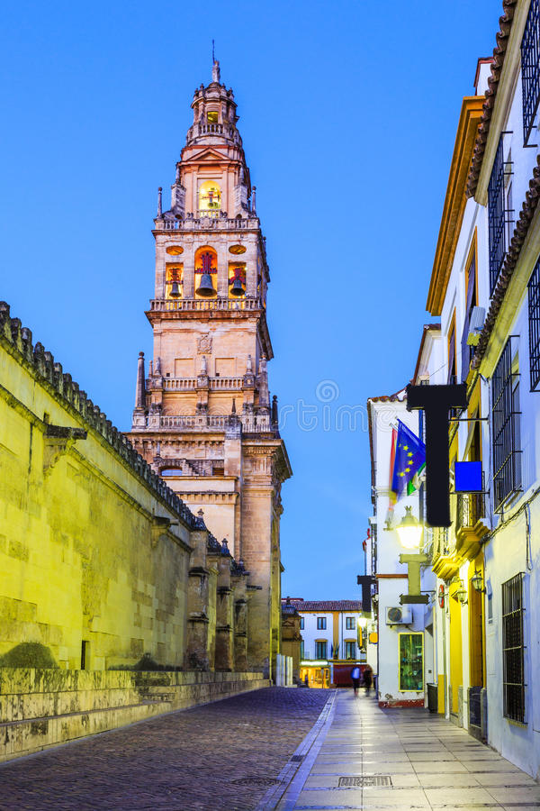 Cordoba, Spain. stock photography