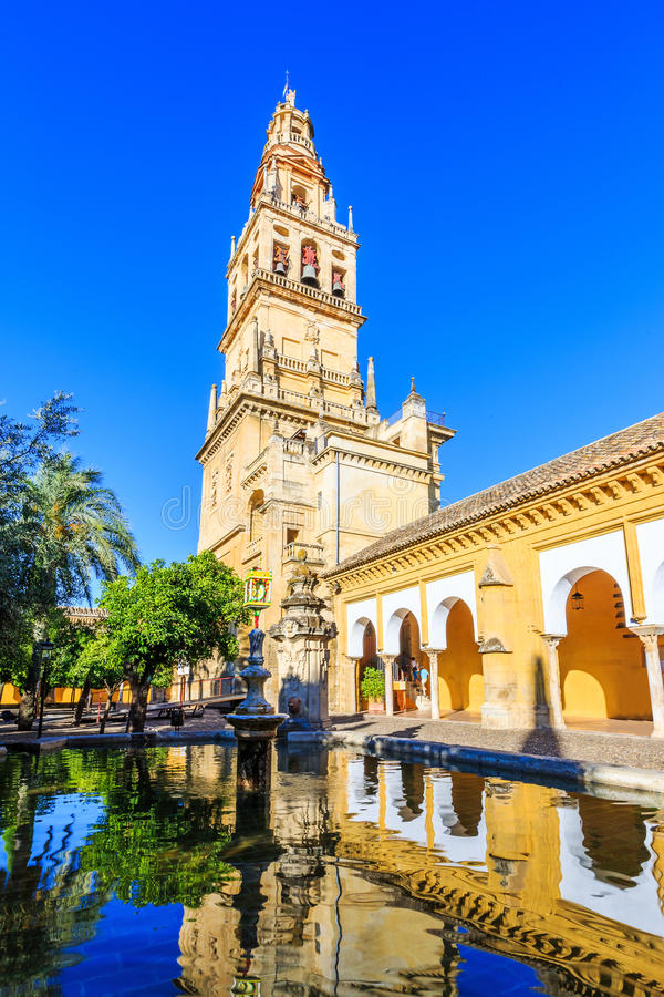 Cordoba, Spain. royalty free stock image